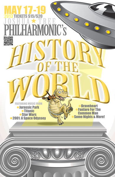 JPHIL's History of the World Concerts!